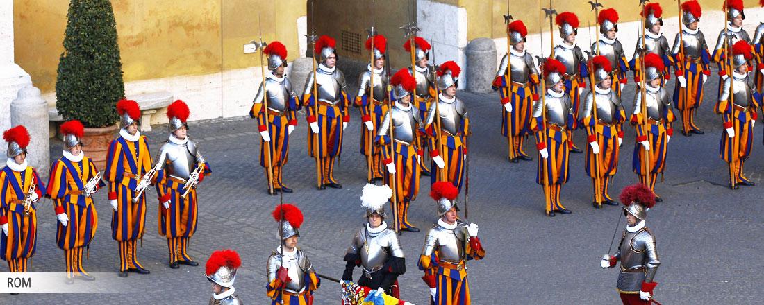 krog op i Rom Italien